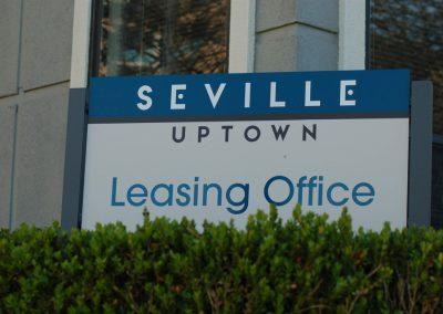 Seville Uptown Extras